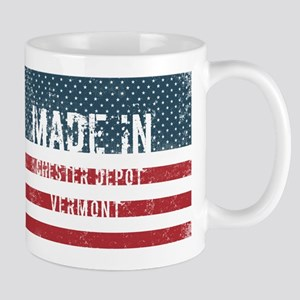 Made in Chester Depot, Vermont Mugs