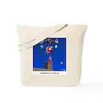 Reindeer Get a Better Gig Tote Bag