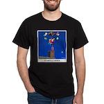 Reindeer Get a Better Gig Dark T-Shirt