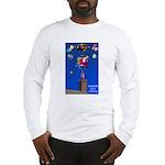 Reindeer Get a Better Gig Long Sleeve T-Shirt