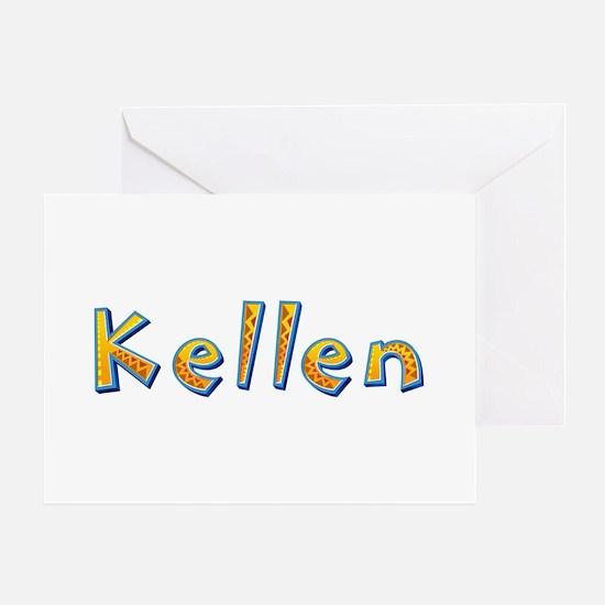 Kellen Giraffe Greeting Card