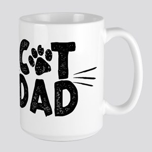 Cat Dad Mugs