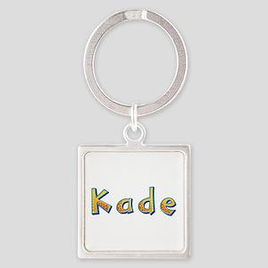 Kade Giraffe Square Keychain