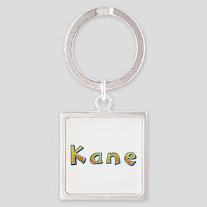 Kane Giraffe Square Keychain