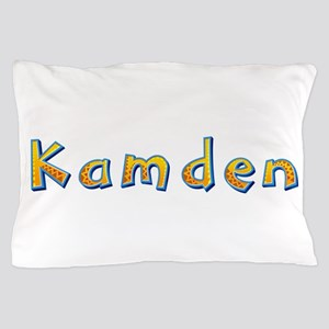 Kamden Giraffe Pillow Case