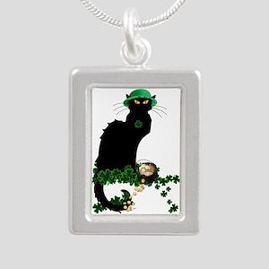 Le Chat Noir, St Patricks Day Necklaces