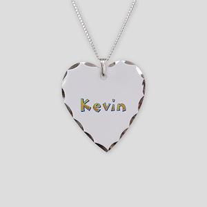 Kevin Giraffe Heart Necklace