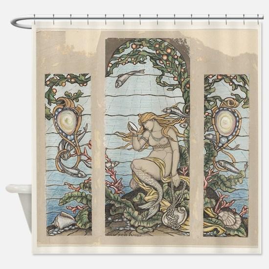 mermaids Shower Curtain