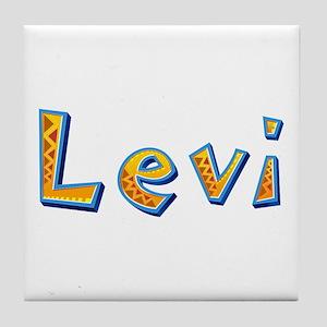 Levi Giraffe Tile Coaster
