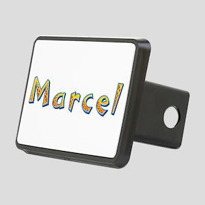 Marcel Giraffe Rectangular Hitch Cover