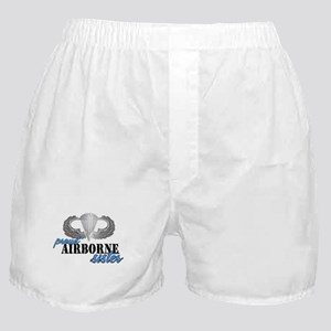 Proud Airborne Sister Boxer Shorts