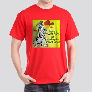 NH hug Sweet Spot Dark T-Shirt