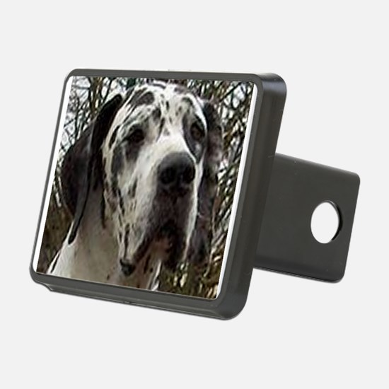 great dane harlequin Hitch Cover