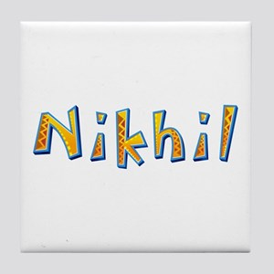 Nikhil Giraffe Tile Coaster