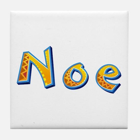 Noe Giraffe Tile Coaster