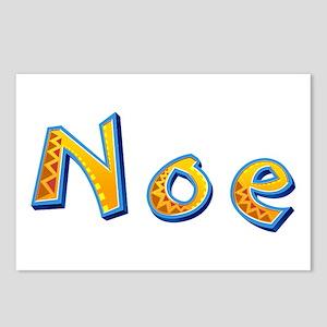 Noe Giraffe Postcards 8 Pack