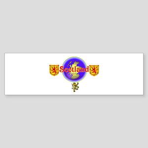 New Scotland Designs. (1) Bumper Sticker