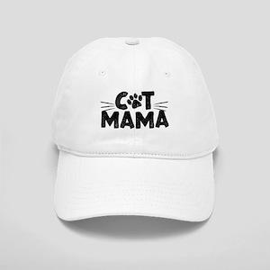 Cat Mama Baseball Cap