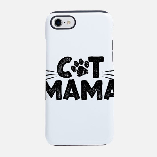 Cat Mama iPhone 7 Tough Case