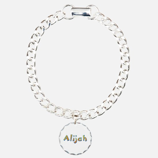 Alijah Giraffe Charm Bracelet