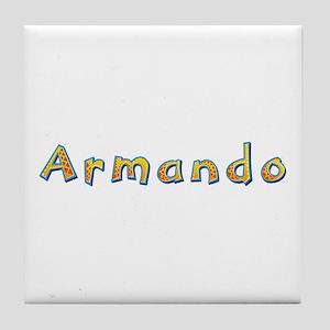 Armando Giraffe Tile Coaster