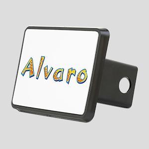 Alvaro Giraffe Rectangular Hitch Cover