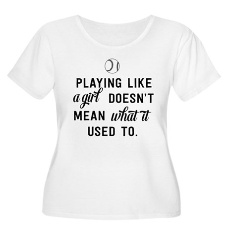 Playing like a girl doesnt mean what it used to Pl