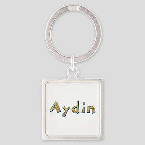 Aydin Giraffe Square Keychain