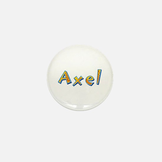 Axel Giraffe Mini Button