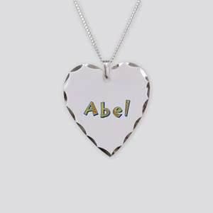 Abel Giraffe Heart Necklace