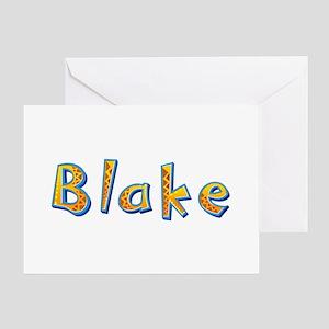 Blake Giraffe Greeting Card