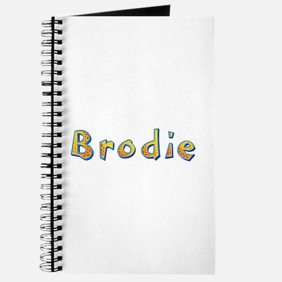 Brodie Giraffe Journal