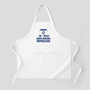 Jewish Republican BBQ Apron
