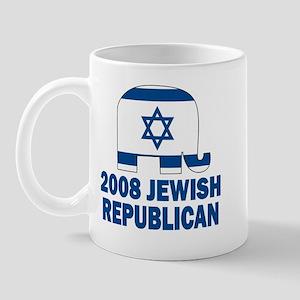 Jewish Republican Mug