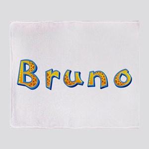 Bruno Giraffe Throw Blanket