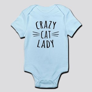 Crazy Cat Lady Body Suit