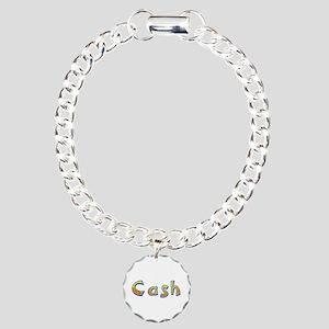 Cash Giraffe Charm Bracelet