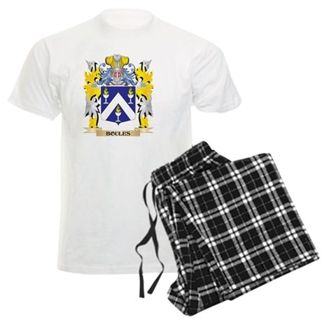 Boules Coat of Arms - Family Crest Pajamas