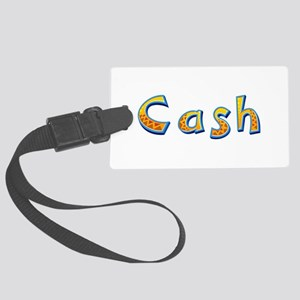 Cash Giraffe Large Luggage Tag
