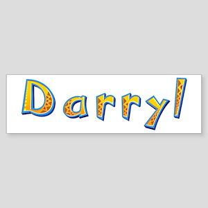 Darryl Giraffe Bumper Sticker