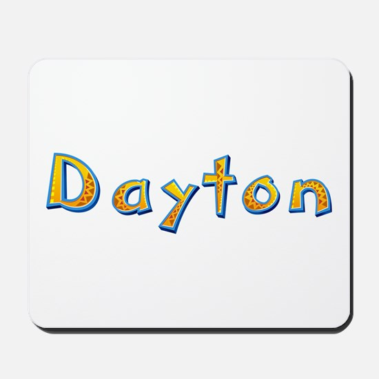 Dayton Giraffe Mousepad