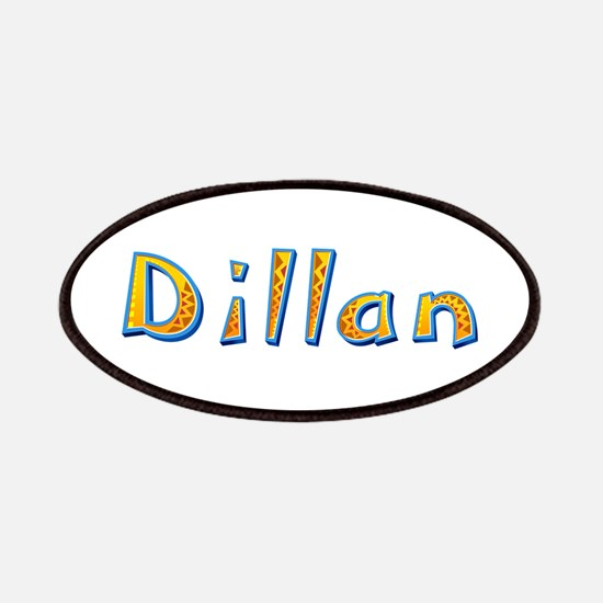Dillan Giraffe Patch