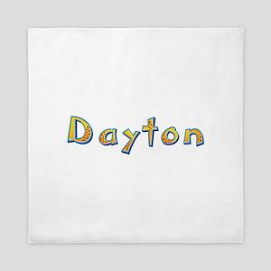 Dayton Giraffe Queen Duvet