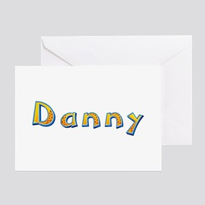 Danny Giraffe Greeting Card