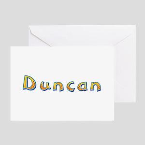 Duncan Giraffe Greeting Card