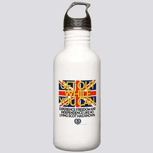 Get Out Stainless Water Bottle 1.0L
