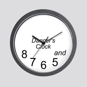 funny wall clocks cafepress