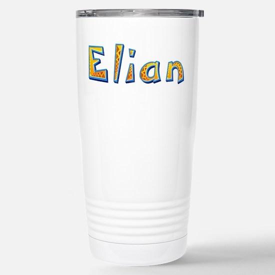 Elian Giraffe Stainless Steel Travel Mug