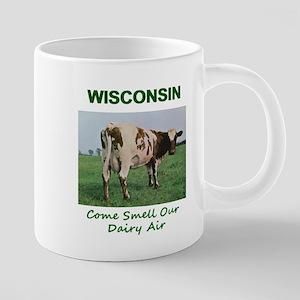 Wisconsin! Mugs