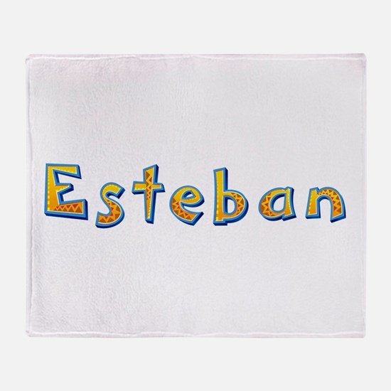 Esteban Giraffe Throw Blanket